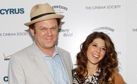 John C. Reilly and Marisa Tomei