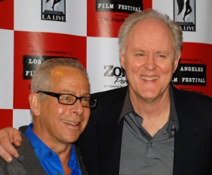 David Anson and John Lithgow