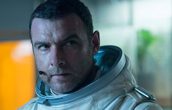 The hero is a senior systems engineer played by Liev Schreiber