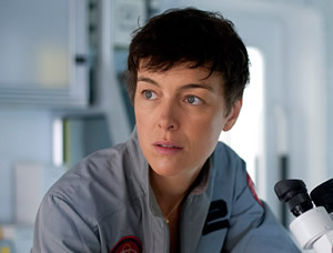 Olivia Williams' character alienates everyone