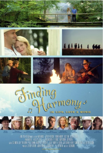 Finding Harmony Poster