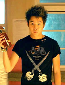 Justin Chon from Seoul Searching