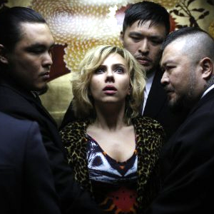 Scarlett Johansson is held captive in 'Lucy'