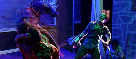 'Evil Dead The Musical' Sings Like a Chainsaw